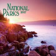 TURNER PHOTO National Parks 2017 Photo Mini Wall Calendar (17998950011)