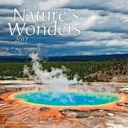 TURNER PHOTO Nature's Wonders 2017 Photo Mini Wall Calendar (17998950012)