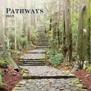 TURNER PHOTO Pathways 2017 Photo Mini Wall Calendar (17998950014)
