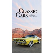 TURNER PHOTO Classic Cars 2017 Photo 2-Year Planner (17998960003)