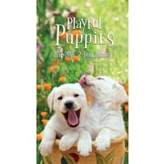 TURNER PHOTO Playful Puppies 2017 Photo 2-Year Planner (17998960013)