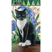 LANG Love Of Cats 2017 Two Year Planner (17991071074)
