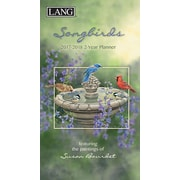LANG Songbirds 2017 Two Year Planner (17991071077)
