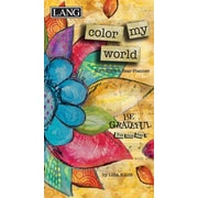LANG Color My World 2017 Two Year Planner (17991071088)