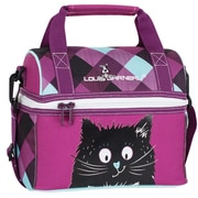Louis Garneau Dome Lunch Box, Cat, Purple, Black and Blue (1622302)