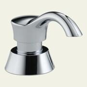 Delta Gala Soap Dispenser; Chrome