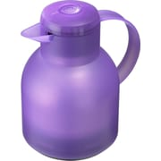 Frieling Emsa by Frieling Samba Quick Press 4 Cup Carafe; Translucent Lavender