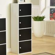 InRoom Designs 4 Door Cabinet