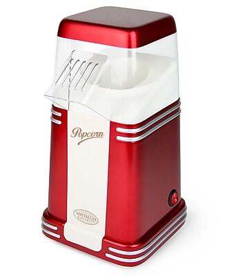 Nostalgia Electrics Retro Series 8 Cup Mini Hot Air Popcorn Popper WYF078275529276