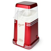 Nostalgia Electrics Retro Series 8 Cup Mini Hot Air Popcorn Popper