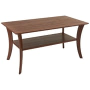 Manchester Wood Coffee Table; Chestnut