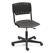 BEVCO Springdale Light Mid-Back Task Chair; Casters