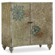Hooker Furniture Melange Blossom 2 Door Cabinet