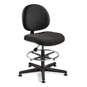 BEVCO Lexington Drafting Chair; Mushroom Glides