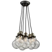 Artcraft Lighting Edison 5-Light Cluster Pendant