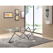 VIG Furniture Modrest Labyrinth Dining Table