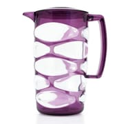 Immanuel Water Cube Pitcher; Violet