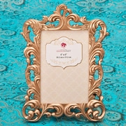 FashionCraft Rose Gold Baroque Picture Frame
