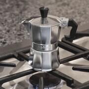 Primula Stove Top Aluminum Espresso Maker; 0.25 Qt.