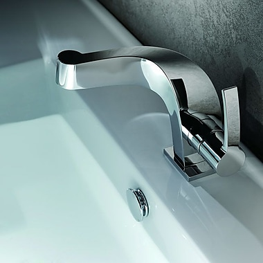 Kraus Bathroom Combos Single Hole Typhon Faucet w/ Single Handle