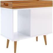 Kure Oliver Side Storage End Table