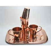 Sertodo Copper 7 Piece Cocktail Shaker Set
