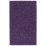 Nance Industries Ourspace Bright Purple Area Rug; 5' x 7'