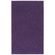 Nance Industries Ourspace Bright Purple Area Rug; 8' x 10'