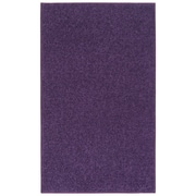 Nance Industries Ourspace Bright Purple Area Rug; 9' x 12'