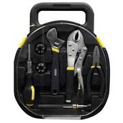 Fixman (49101) 17-Piece Tool Set, 37 x 30 x 5 cm, 2KG