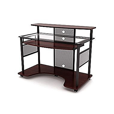 Z-Line Cyrus Workstation, Cherry