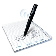 Livescribe™ Echo APX-00018 8GB USB Smartpen for Windows/Mac Computer, Black