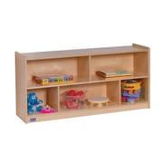 Steffy Mobile Toddler Storage Unit
