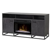 Dimplex Reily TV Stand with Electric Fireplace; Acrylic Ice