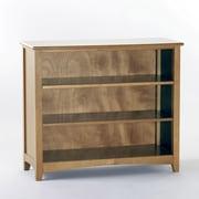 NE Kids School House KD Unit Vertical 5.75'' Bookcase; Pecan