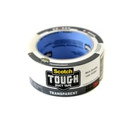 3M Scotch Transparent Duct Tape 1.88 In. X 20 Yd. Roll [Pack Of 3] (3PK-2120A)