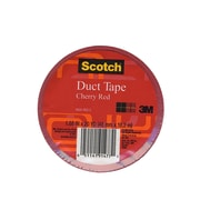 Scotch Colored Duct Tape Pearl White 1.88 In. X 20 Yd. Roll [Pack Of 6] (6PK-920-WHT-C)