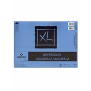 Canson Xl Watercolor Pads 11 In. X 15 In. Pad Of 30 [Pack Of 2] (2PK-100510942)