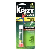 Elmer'S Instant Krazy Glue Original Formula For Wood  And  Leather 0.07 Oz. [Pack Of 8] (8PK-KG-82148R)