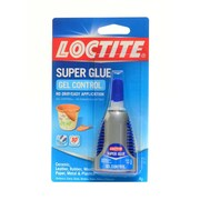 Loctite Super Glue Easy Squeeze Gel 0.14 Oz. [Pack Of 4] (4PK-234790)