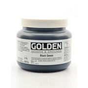 Golden Acrylic Gesso Black 32 Oz. (3560-7)
