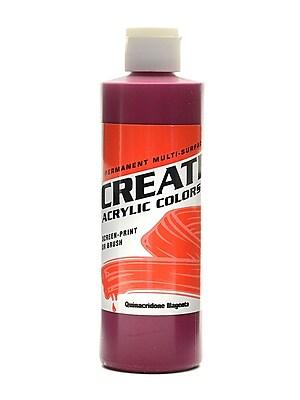 Createx Acrylic Colors Quinacridone Magenta 8 Oz. [Pack Of 3] (3PK-2012-08) 2133653