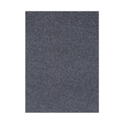 American Crafts Glitter Paper Charcoal 12 In. X 12 In. Sheet [Pack Of 10] (10PK-71421)