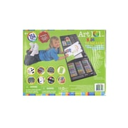 Art 101 Kid'S Tri-Fold 154-Piece Art Set Each (33150)