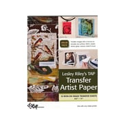 C And T Transfer Artist Paper 8.5 In. X 11 In. Pack Of 18 (20140)