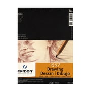 Canson Classic Cream Drawing Pad 9 In. X 12 In. [Pack Of 3] (3PK-100510973)