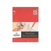 Canson Foundation Drawing Pad 11 In. X 14 In. [Pack Of 3] (3PK-100510979)
