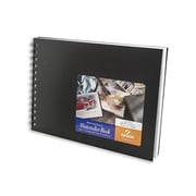 Canson Montval Watercolor Paper 10 In. X 7 In. Wire Bound Book Of 20 140 Lb. Cold Press (100510439)
