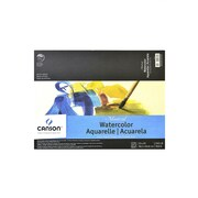 Canson Montval Watercolor Paper 15 In. X 20 In. Pad Of 12 140 Lb. Cold Press (100511053)
