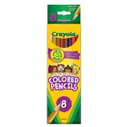 Crayola Multicultural Colored Pencils Set Of 8 [Pack Of 12] (12PK-68-4208)